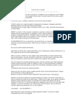 Ingrosare de penis (Faloplastie) | Dr. Florin Juravle