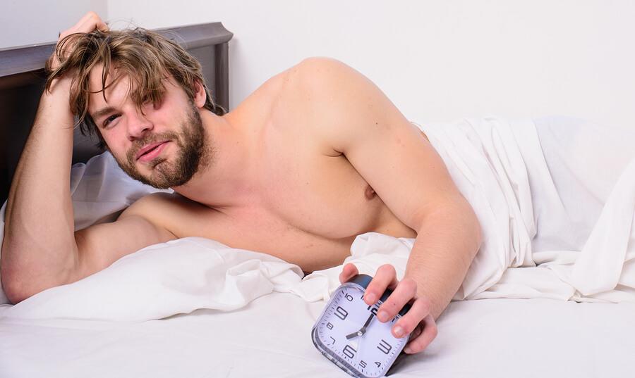 poate dispărea o erecție din cauza lipsei de somn