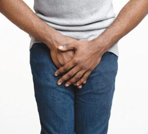 senzație de penis umed