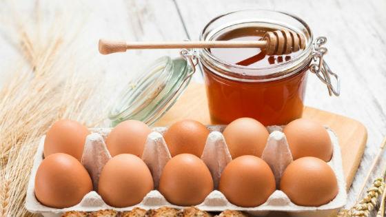 ouă crude o erecție bună